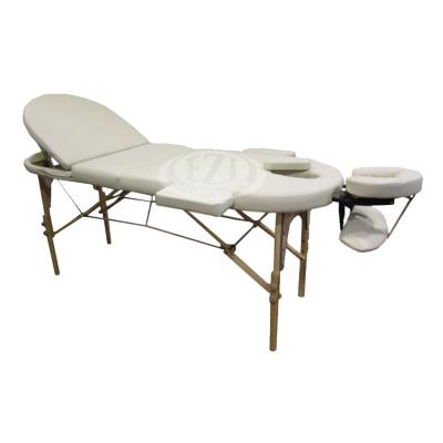 Koffer-massagetafel model: Bestwood Ovaal