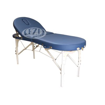 Koffer-massagetafel model:Bestwood Ovaal de Luxe